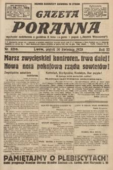 Gazeta Poranna. 1920, nr5206