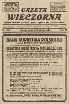 Gazeta Wieczorna. 1920, nr5207