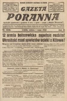 Gazeta Poranna. 1920, nr5208