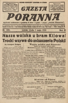 Gazeta Poranna. 1920, nr5211