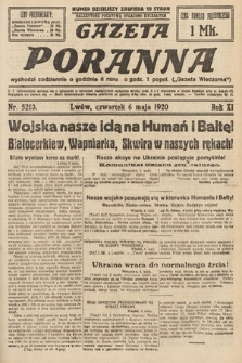 Gazeta Poranna. 1920, nr5213