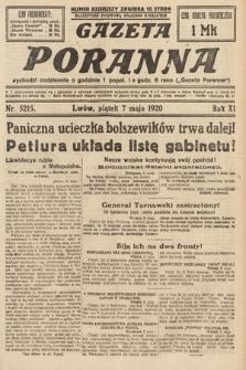 Gazeta Poranna. 1920, nr5215