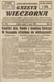 Gazeta Wieczorna. 1920, nr5216
