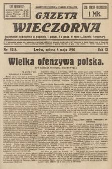 Gazeta Wieczorna. 1920, nr5218