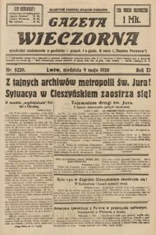 Gazeta Wieczorna. 1920, nr5220