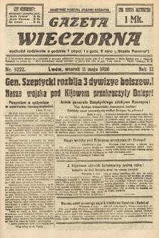 Gazeta Wieczorna. 1920, nr5222