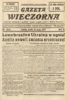 Gazeta Wieczorna. 1920, nr5224