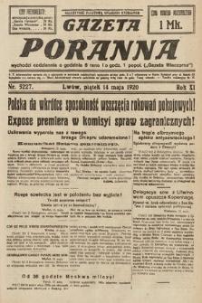 Gazeta Poranna. 1920, nr5227