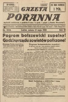 Gazeta Poranna. 1920, nr5228