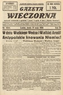 Gazeta Wieczorna. 1920, nr5235