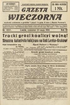 Gazeta Wieczorna. 1920, nr5237