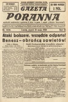 Gazeta Poranna. 1920, nr5238