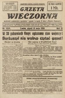 Gazeta Wieczorna. 1920, nr5239
