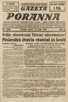 Gazeta Poranna. 1920, nr5240