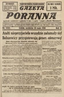 Gazeta Poranna. 1920, nr5242