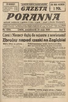 Gazeta Poranna. 1920, nr5244
