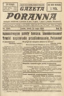 Gazeta Poranna. 1920, nr5245