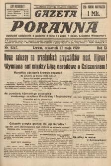 Gazeta Poranna. 1920, nr5247