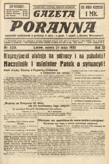 Gazeta Poranna. 1920, nr5251