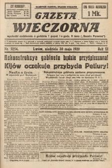 Gazeta Wieczorna. 1920, nr5254