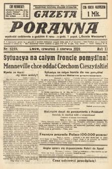Gazeta Poranna. 1920, nr5259