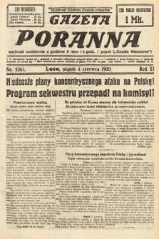 Gazeta Poranna. 1920, nr5261
