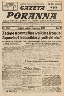 Gazeta Poranna. 1920, nr5262