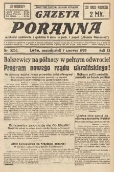 Gazeta Poranna. 1920, nr5266