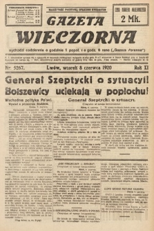 Gazeta Wieczorna. 1920, nr5267