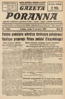 Gazeta Poranna. 1920, nr5268