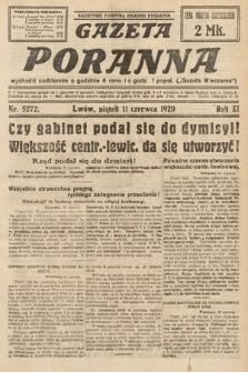 Gazeta Poranna. 1920, nr5272