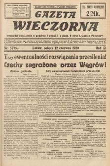 Gazeta Wieczorna. 1920, nr5275