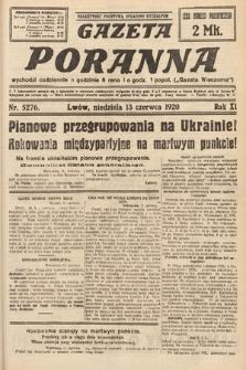 Gazeta Poranna. 1920, nr5276