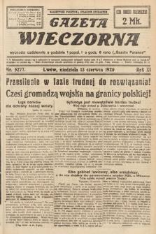 Gazeta Wieczorna. 1920, nr5277