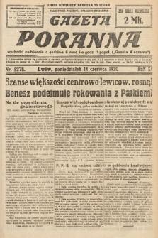 Gazeta Poranna. 1920, nr5278