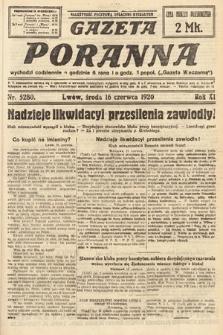 Gazeta Poranna. 1920, nr5280