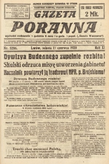 Gazeta Poranna. 1920, nr5286