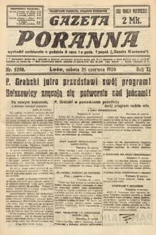 Gazeta Poranna. 1920, nr5298
