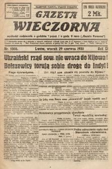 Gazeta Wieczorna. 1920, nr5303
