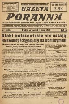 Gazeta Poranna. 1920, nr5305