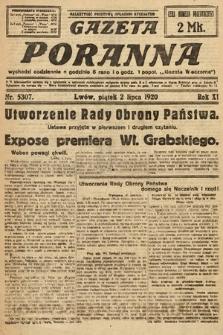Gazeta Poranna. 1920, nr5307