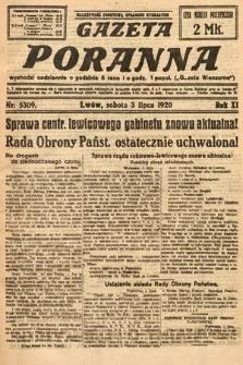 Gazeta Poranna. 1920, nr5309