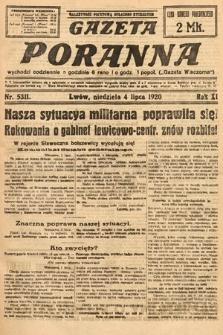 Gazeta Poranna. 1920, nr5311