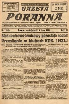 Gazeta Poranna. 1920, nr5313