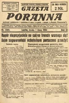 Gazeta Poranna. 1920, nr5315