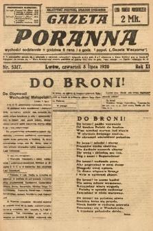 Gazeta Poranna. 1920, nr5317