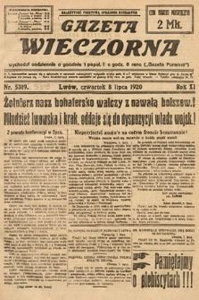 Gazeta Wieczorna. 1920, nr5318