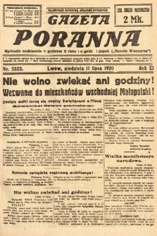 Gazeta Poranna. 1920, nr5323