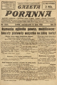 Gazeta Poranna. 1920, nr5325