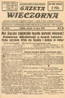 Gazeta Wieczorna. 1920, nr5332